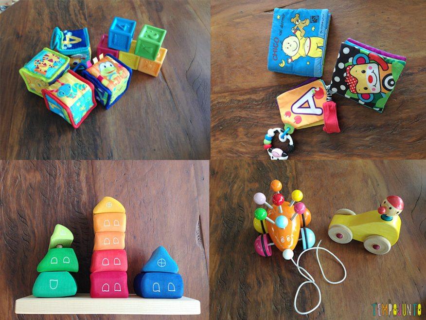 10 brinquedos indicados para bebês de 0 a 12 meses - brinquedos