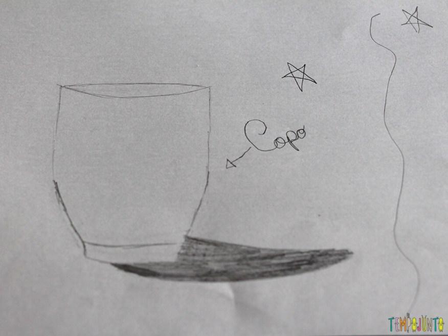 Brincadeira para ensinar a criança a desenhar_desenho-do-copo