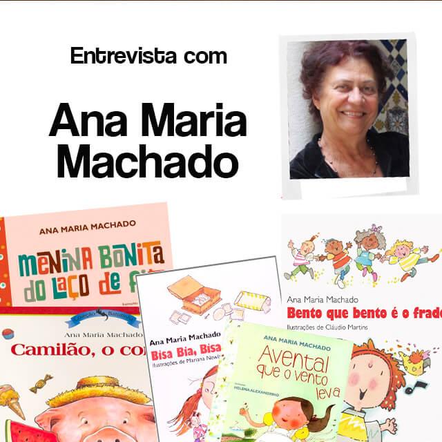 A dama da literatura brasileira infantil e seus livros brincantes