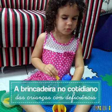 Você no Tempojunto: Hedrienny Cardoso e a experiência com filhos com deficiência