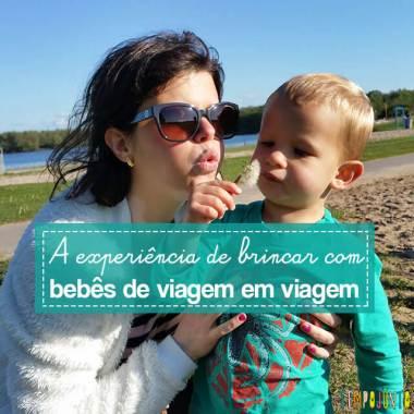 Você no Tempojunto: Daniela Mioti e a viagem com o bebê
