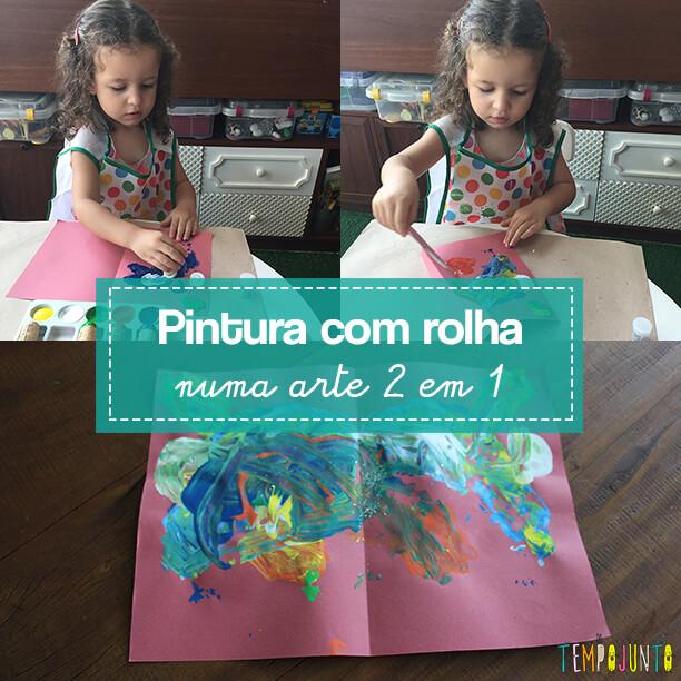 Técnicas criativas para fazer arte com crianças