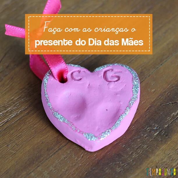 Presentes criativos e baratos para o Dia das Mães
