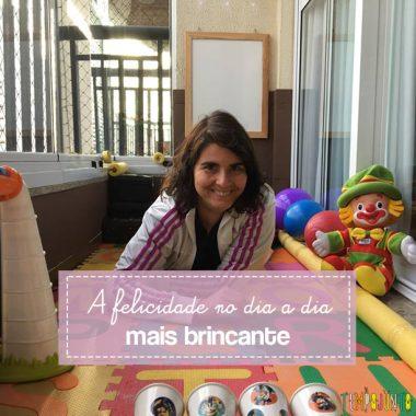 Você no Tempojunto: Alessandra Elias e as mil e uma brincadeiras
