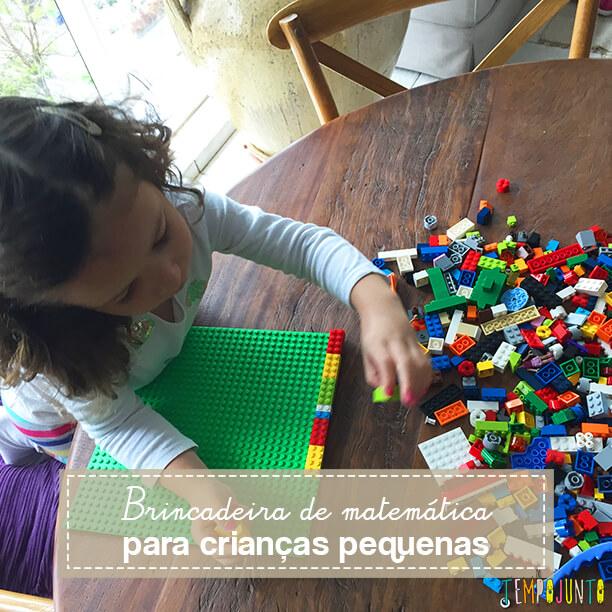 Criar sequências: uma atividade de matemática para crianças