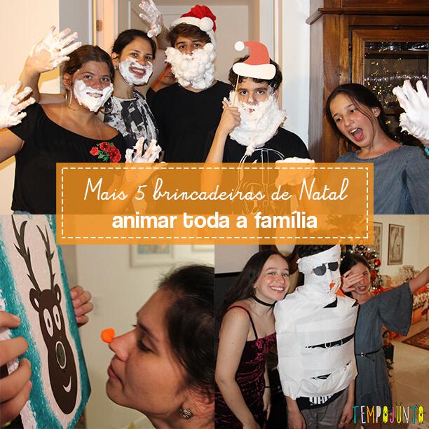 Como fazer um Natal divertido – dicas para toda família