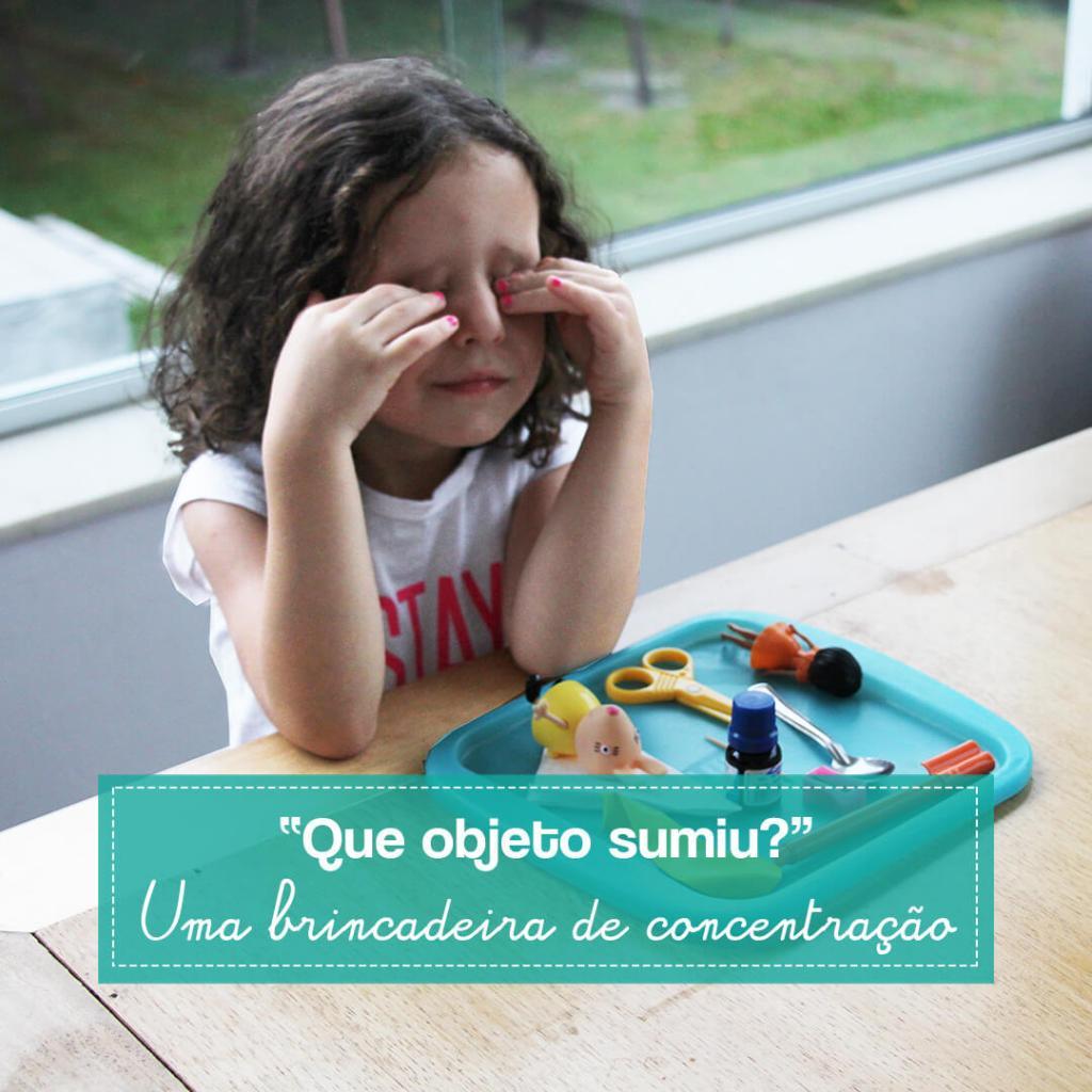 Como melhorar a concentração das crianças