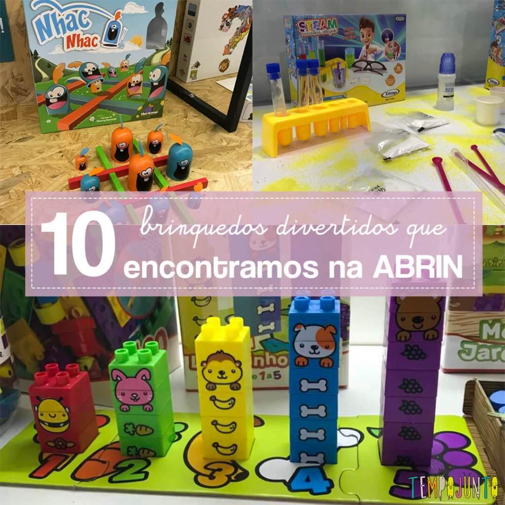 10 novidades em brinquedos que você vai gostar de conhecer