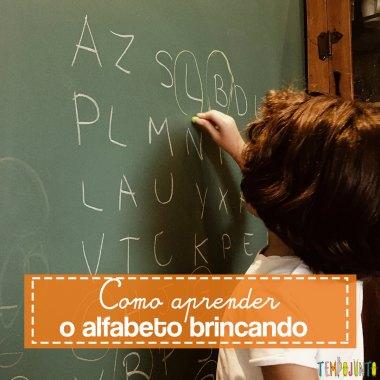 Jogos para aprender o alfabeto: caça-letras!