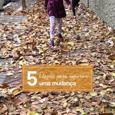 5 passos brincantes para incentivar seu filho a se adaptar diante das mudanças