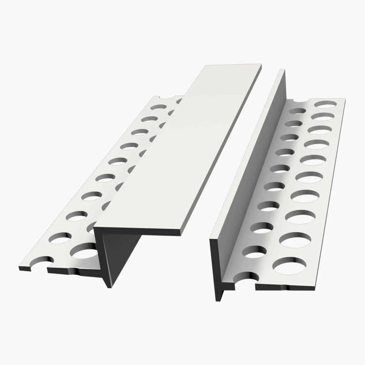 Tempolistel A128 Joint De Dilatation Pour Faux Plafond