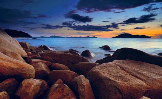 The Singkawang Landscape