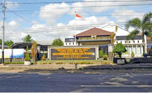 Small Customs and Excise Service Office of Banyuwangi