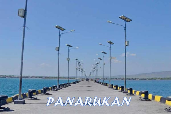Port Of Panarukan East Java