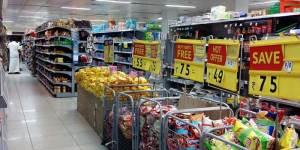 belanja di supermarket