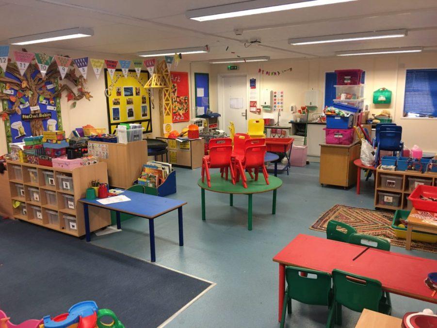 Modular Nurseries   Buildings for Sale   Temporary Classrooms