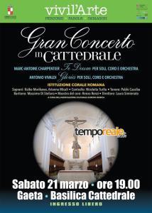 Gran concerto in cattedrale