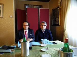 Pasquale Cardillo Cupo e Williams Di Cesare