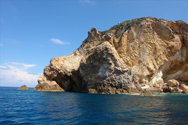 L'isola di Zannone