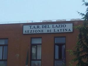 tar - sezione distaccata di Latina