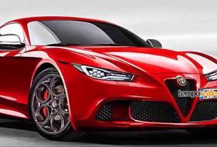 La nuova Alfa Romeo Giulia 2015
