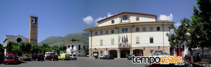 Spigno Saturnia - Piazza Dante