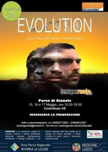 Evolution_locandina