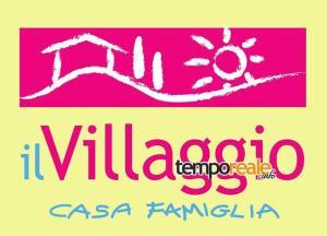 Il villaggio casa famiglia logo ok