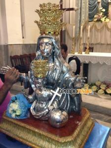 Madonna della Civita argentea