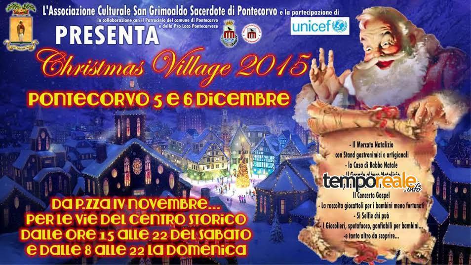 Christmas Village 2015