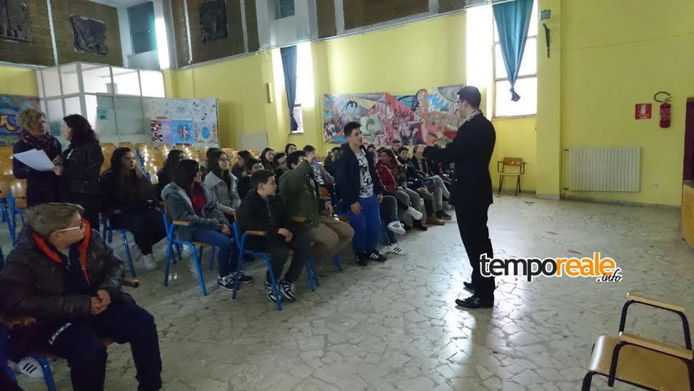 carabinieri incontri cassino alunni