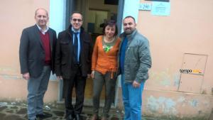 Antonio Lepone, Gerardo Infantino, Angela Rigato, Raffaele Iovine