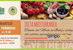latina convegno dieta mediterranea tutela made in italy