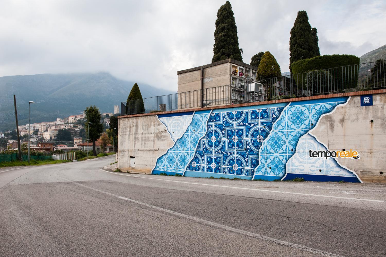 street art cimitero