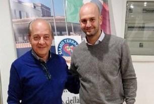 Giovanni Vogrig e Nicola Procaccini