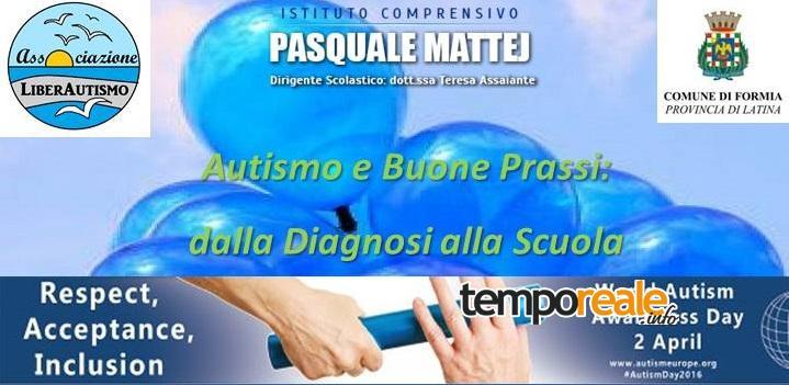 Seminario Formia Mattej autismo