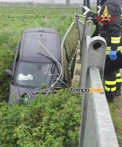 incidente via delle industrie latina