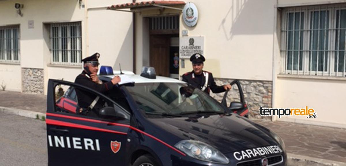 Rapina a mano armata all'ufficio postale di Grunuovo: bottino da 13mila euro