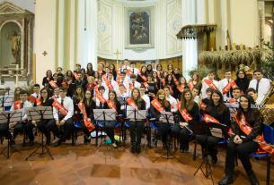 coro liceo ceccano