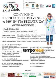 fondi convegno pediatria