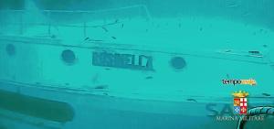 Ispezione relitto MP Rosinella - Plancia1 (1)