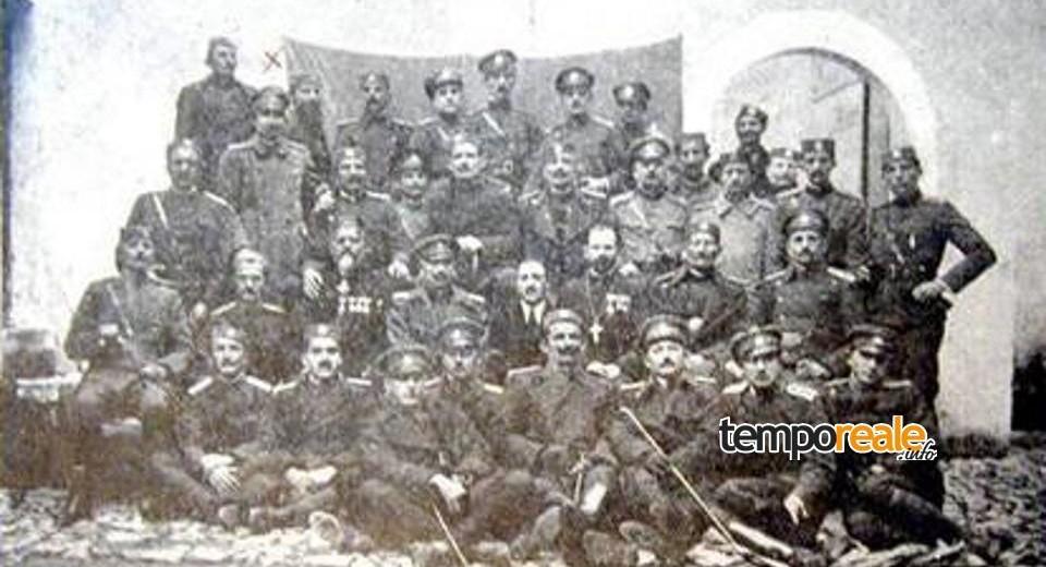 Gaeta / Mitrano accoglie Montenegrini che ritornano nei luoghi della storia | temporeale quotidiano