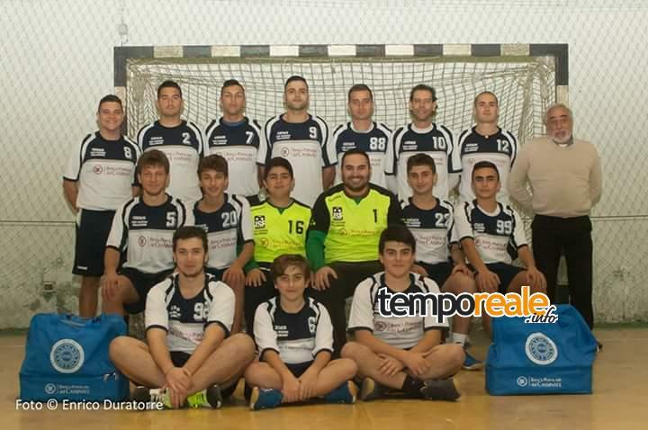 Gaeta Handball '84 Cus Cassino