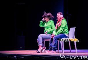 Gli Arteteca sul palco de Le Cinèma 3