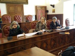 conferenza cultura minturno Giovanna Rita Bellini Mimma Nuzzo Anna Carrubo 2