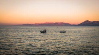 La ricompensa finale; le Madonie sullo sfondo del Golfo di Palermo. @ Roberto Giammalva, 2017