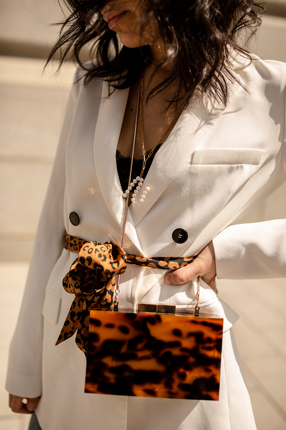 How to Wear Leopard print this season   The trendy way