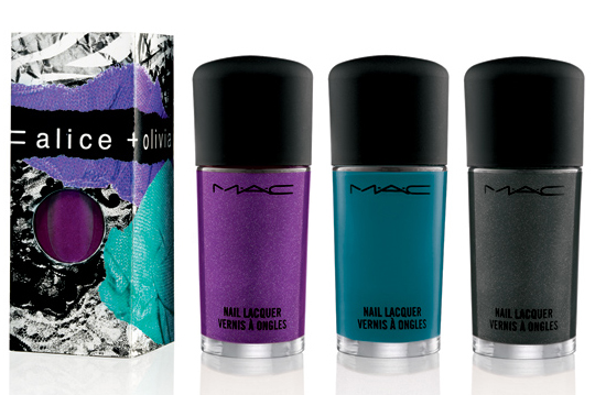 MAC Alice + Olivia Collection