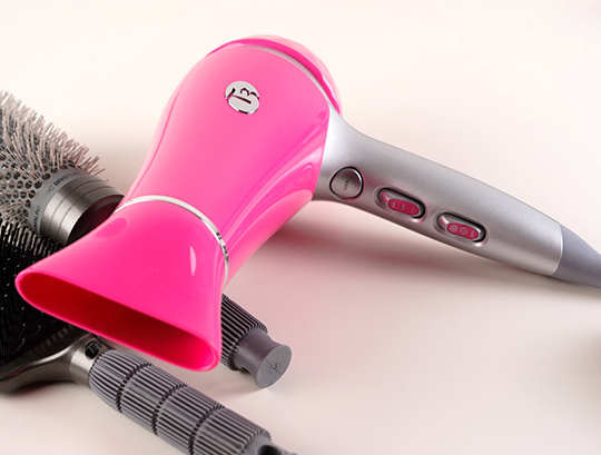 T3 Featherweight 2 Hair Dryer In Hot Pink