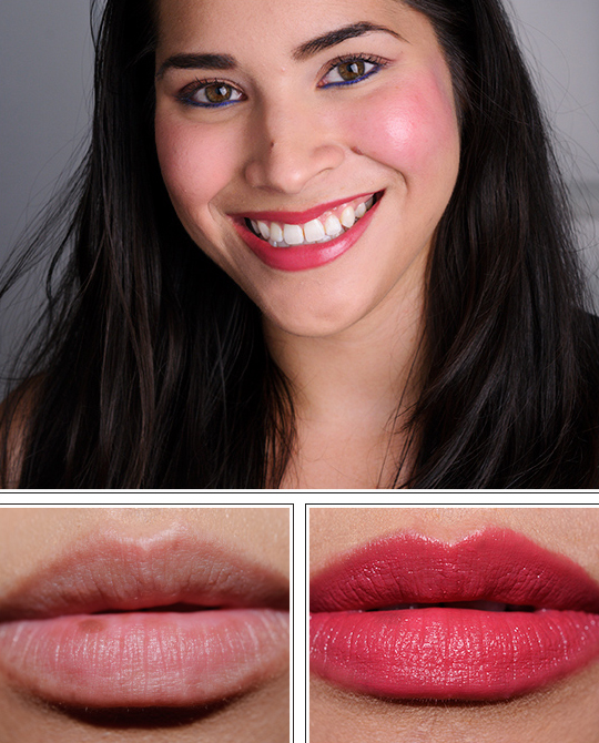 Marc Jacobs Lipstick Review
